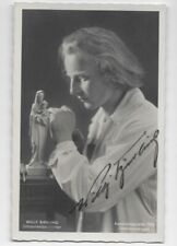 More details for willy bierling signed passionsspiele 1934 rp photo postcard alleinverlag