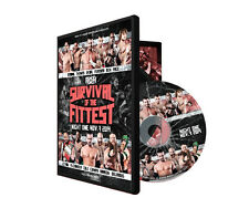 Official ROH Ring of Honor Survival of the Fittest 2014 Night One Event DVD