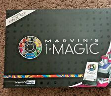 MARVIN'S MAGIC Interactive Magic Set for smart phones & tablets i-magic