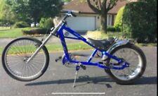 "Schwinn Chopper Blue Bike Bicycle Occ Orange County TV Show 20"" Stingray Bike"