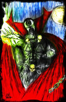 Spawn 11 x 17 High Quality Poster