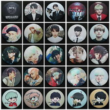 Lot of & Fashion Kpop BTS Bangtan Boys All members Badge Brooch Chest Pin Button
