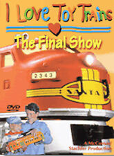 I Love Toy Trains - The Final Show DVD