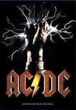 "AC/DC   POSTER ""FIST"""