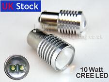 2 x P21W CREE Q5 10W LED 1156 382 BA15s STOP TAIL REVERSE BULBS BMW 1
