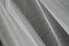 Sample ONLY Wedding bridal Ivory Silk Tulle Veil Veiling