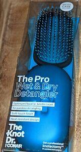 The Knot Dr. for Conair The Pro Wet & Dry Detangler Brush w/ Case