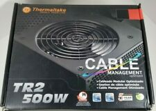 Thermaltake TR2 500W TR-500 ATX12V Cable Management Cooling Fan NEW
