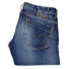 Jeans da donna blu G-Star taglia 32
