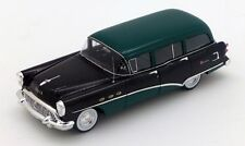 Buick Century Estate Wagon Black & Green 1954 1:43 Model TRUE SCALE MINIATURES