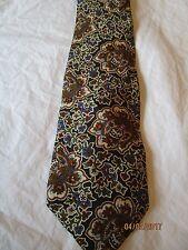 J Crew Paisley Silk Neck Tie