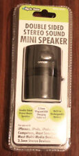 Music Gear Double-sided Stereo Sound Mini Speaker IPhone Computer, Portable.