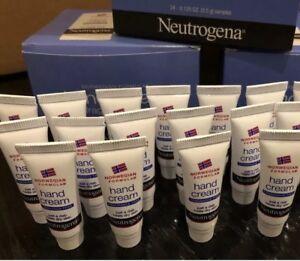 Neutrogena Norwegian Formula Hand Cream 16 pc .125 oz travel size