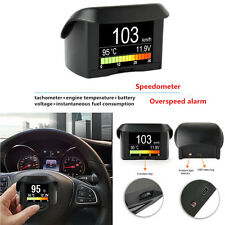 Car Vehicle OBD OBD2 Smart Digital Trip Computer Fault Code Multi-Function Meter