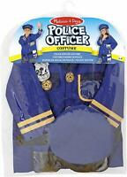 Melissa & Doug Police Officer Role-Play Costume  FACTORY NEW AND FREE SHIPPING!!