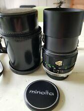MINOLTA ROKKOR MC 135/2.8