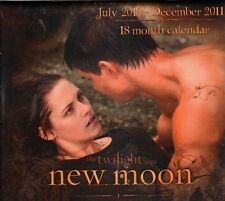 THE TWILIGHT SAGA - NEW MOON  OFFICIAL 2010 CALENDAR, BY NECA  18 MONTHS EDWARD