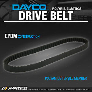 Dayco Drive Belt for Porsche 911 2.2L 2.4L 6 cyl SOHC 12V 1970-1973
