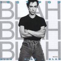 IGGY POP - BLAH,BLAH,BLAH  CD  10 TRACKS ALTERNATIVE ROCK & POP / PUNK  NEU