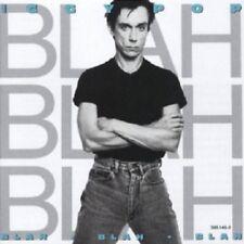 IGGY POP - BLAH,BLAH,BLAH  CD  10 TRACKS ALTERNATIVE ROCK & POP / PUNK  NEU