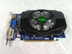 Gigabyte GeForce GT 630 GV-N630-2GI HDMI DVI VGA 2GB PCIe Video Card