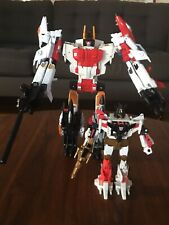 Transformers Combiner Wars and Micromasters Aerialbots Superion 11 Figures Total