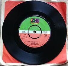 "JOHN GOLDING Good Luck And Love To You/The Coalman Song 45 7"" UK Import FOLK POP"