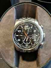 Citizen AT9010-52E World Time A-T Men's Radio Controlled Eco-Drive Watch