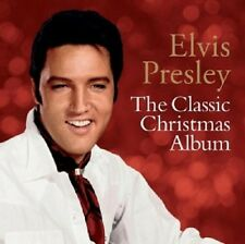 ELVIS PRESLEY - THE CLASSIC CHRISTMAS ALBUM  CD NEW+