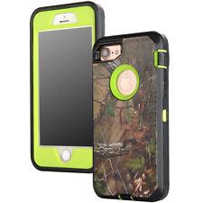 Apple iPhone X 8 7 Plus 6S Plus 6 Case Cover {Belt Clip fits Otterbox Defender}