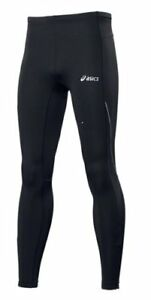 Asics Tights Mens Hermes Running Leggings Fit Full Length UK  M & L 321341 (L)