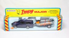 Lonestar Impy Major RNLI Range Rover & Rib In Its Original Box - Near Mint
