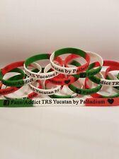 2 x TRS Yucatan FANS Wristbands