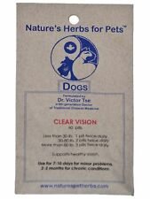 Natures Herbs for Pets, Clear Vision for Dogs, 60 ct