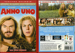 ANNO UNO - EDIZIONE INTEGRALE NON CENSURATA - DVD (USATO EX RENTAL) - JACK BLACK