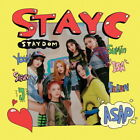 STAYC - STAYDOM (2nd Single Album) CD+Photobook+Photocard+Sticker