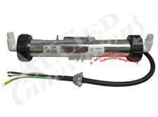 """Saratoga spas 4kW HEATER replacement for M-Class w/ 3/4""""barb tailpieces, 2""""x13.5"""