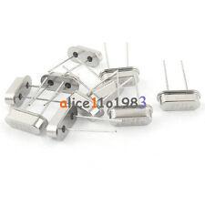 10pcs HC-49S 10.000MHZ 10MHZ 10 MHZ 10M HZ Crystal Oscillator NEW