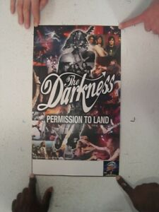 Darkness Poster Promo Permission To Land The