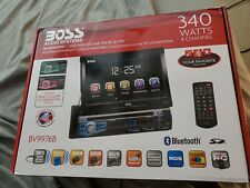 Boss Audio 611UAB Single-din Mech-less Receiver Bluetooth