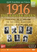 1916 Easter Seven 1916 Easter Rising DVD narrated by Brendan Gleeson REBELLION