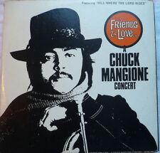 Chuck Mangione-FRIENDS & Love-US-DLP