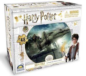 Harry Potter 48 Piece 3D Jigsaw Puzzle