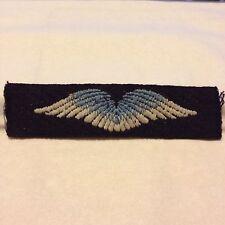 Dutch Luchtverkenners Air Boy Scout Wing Rank Award Badge/Patch/ Original/Scarce