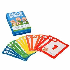 Agile Planning Poker(r) Like - Sizing Cards - Perfect For Estimating/Sizing Work
