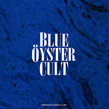 BLUE OYSTER CULT New Sealed 2017 UNRELEASED LIVE 1981 CONCERT 2 VINYL RECORD SET