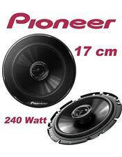 Casse Altoparlanti 2 vie Pioneer 16,5cm 165 mm x auto sottili predisposizioni