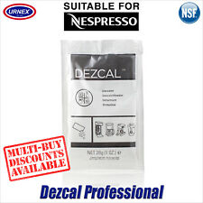 Limescale Remover Descaling Powder Activated Descaler Espresso Coffee Machine