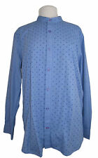 Grandad Regular Fit Singlepack Casual Shirts & Tops for Men
