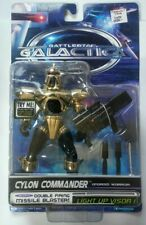 Battlestar Galactica Cylon Commander Android Warrior 1996 Trendmasters Nib